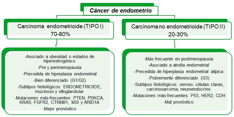 Endometrial cancer hormone therapy, Endometrial cancer hormonal therapy