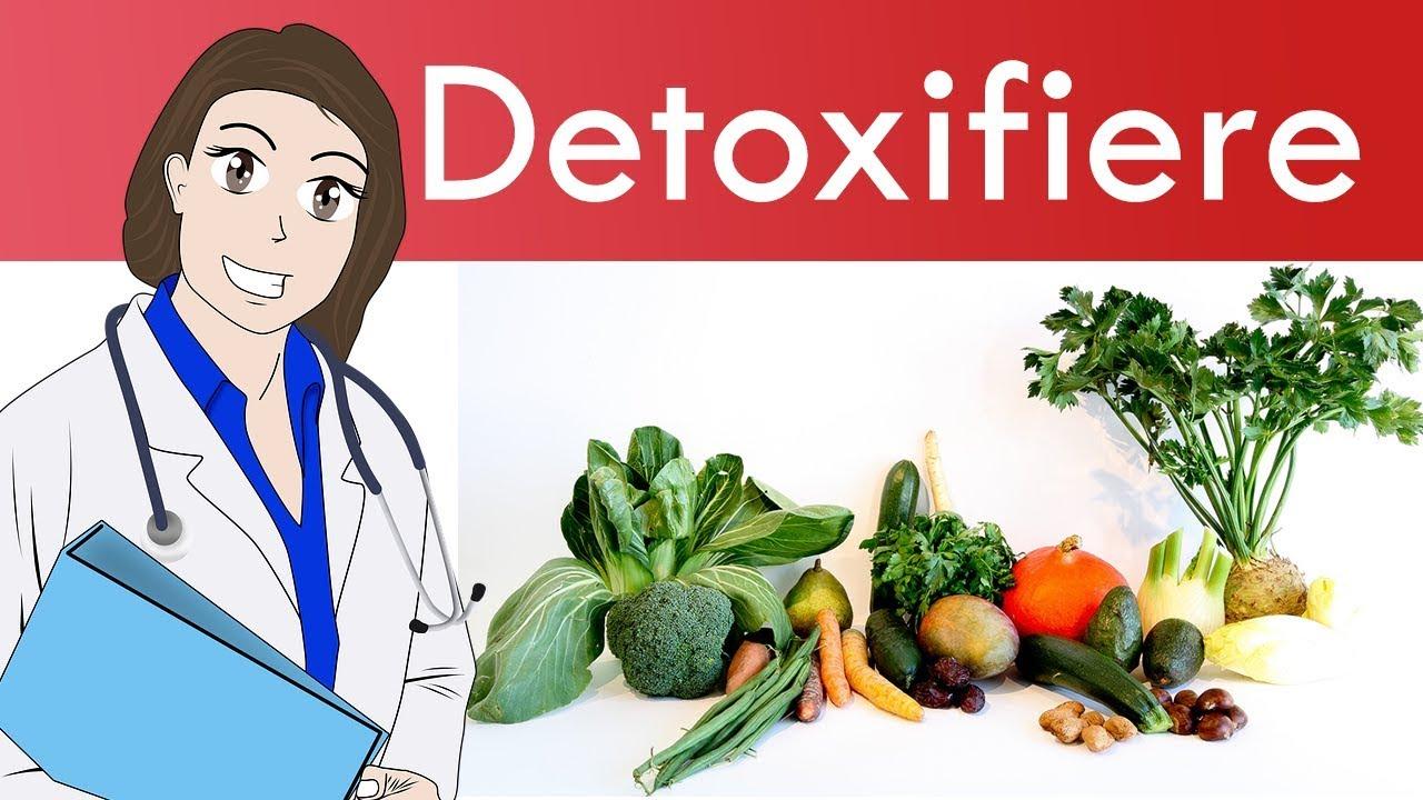detoxifierea organismului cu apa calda