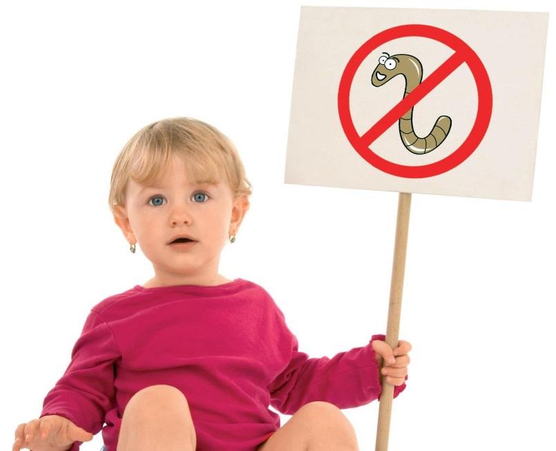 helminti în prevenirea copiilor giardia mensen behandeling