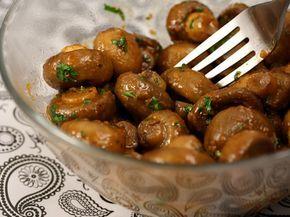 Ciuperci sote - Ciuperci sote (With images) | Rețete culinare, Rețete vegetariene, Gătit