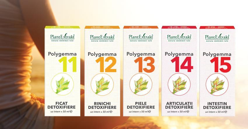 Polygemma 11 - Ficat Detoxifiere, 50 ml