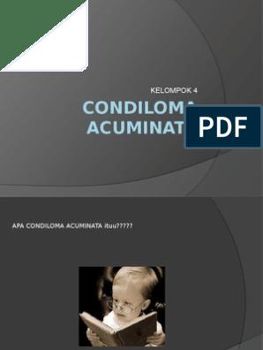 condilom perineal