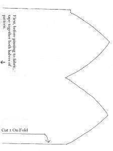 cancer cap template