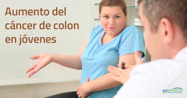 cancer de colon personas jovenes după îndepărtarea verucilor genitale arde