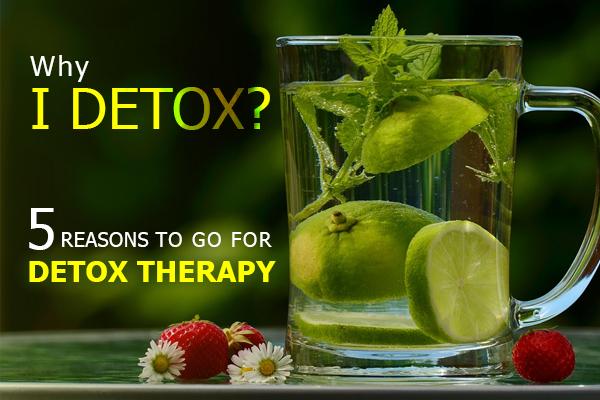 detox therapy negi genitale în tratamentul bărbaților