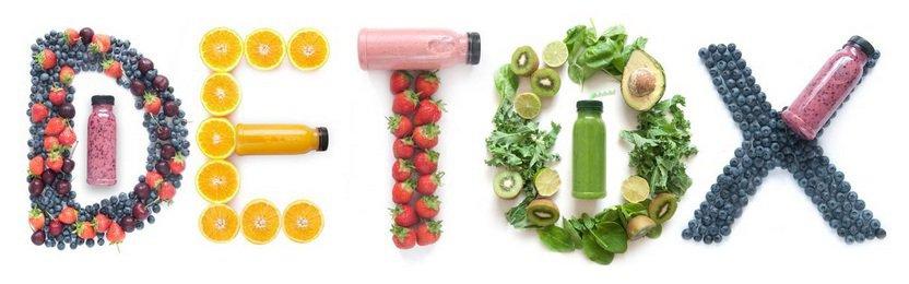dieta detox fără suplimente purtători de condilom