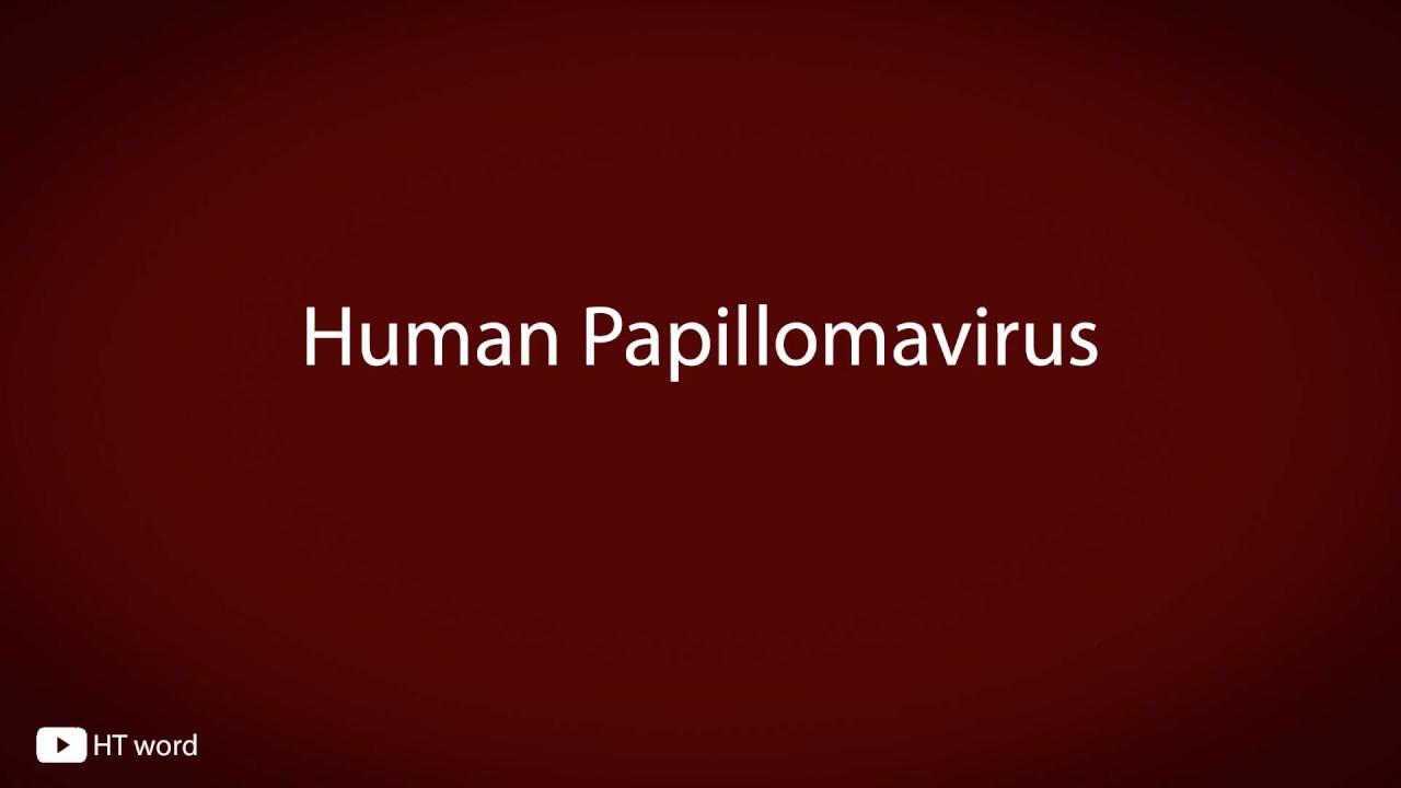 papillomavirus in mandarin