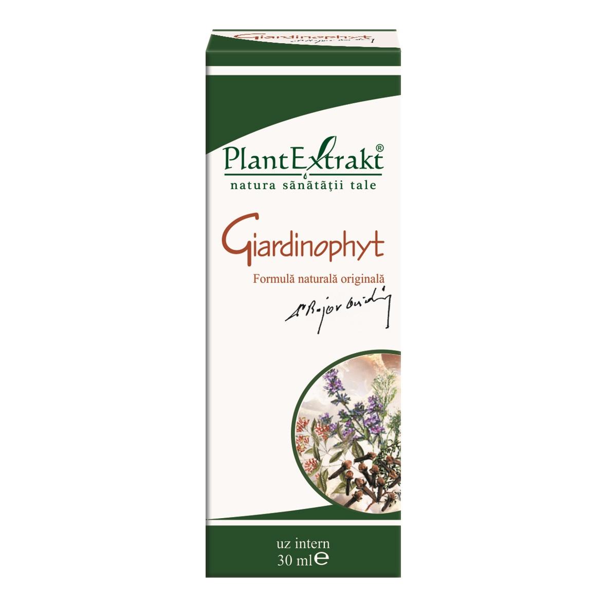 PlantExtrakt Giardinophyt Solutie