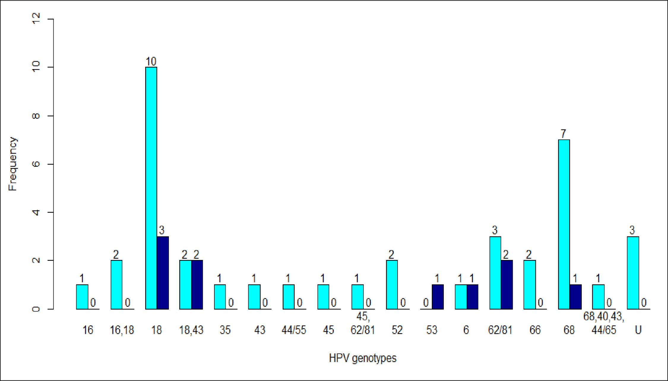 human papillomavirus infection frequency vaccin papilloma virus avis