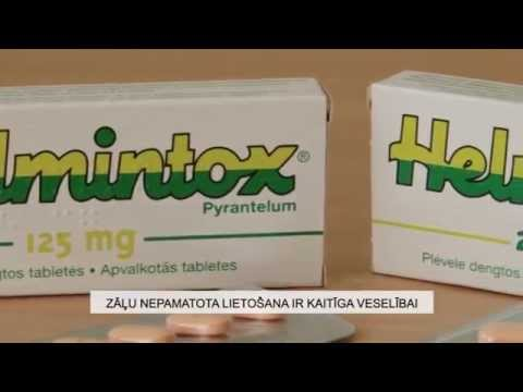 pastilele de vierme sunt sigure pentru copii
