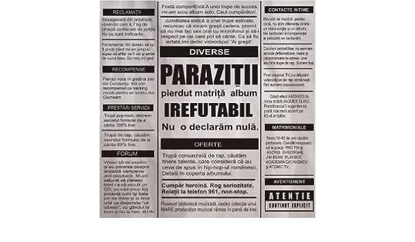 oferte de paraziti