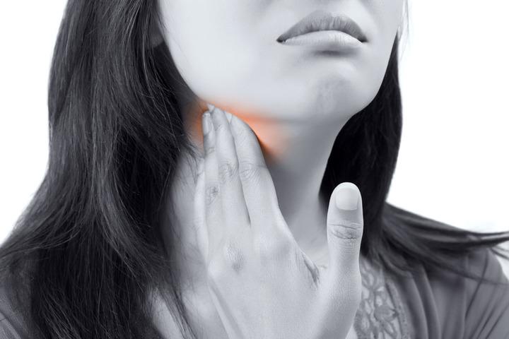 Papilloma virus uomo alla gola