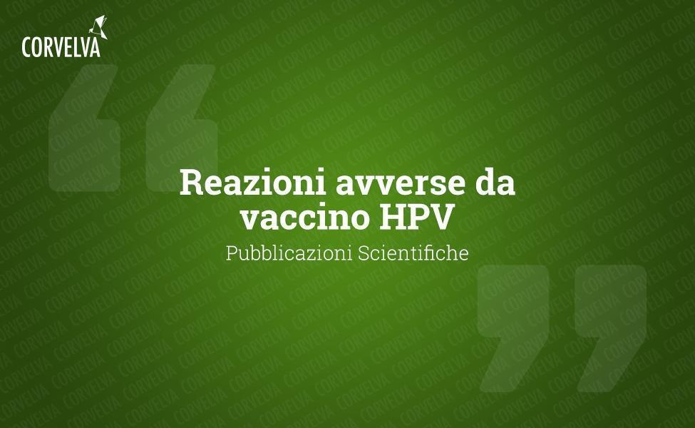 papilloma virus vaccino reazioni virusi hardware