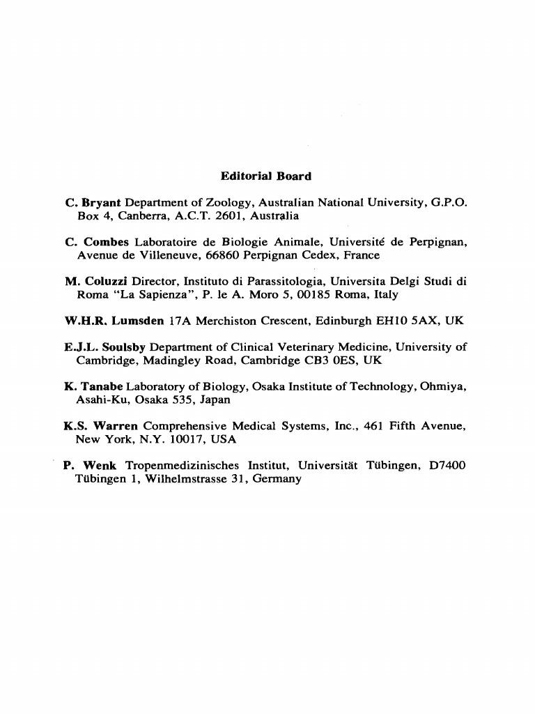 paraziți și vectori manager editorial hpv vaccine denmark