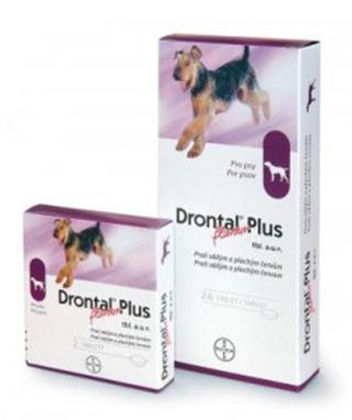drontal plus pentru a trata giardia agent patogen enterobioza