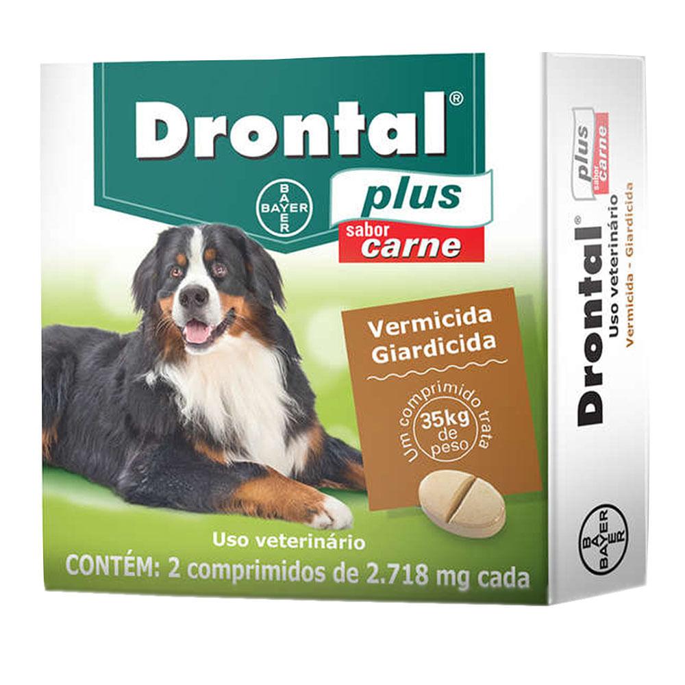 Drontal Plus 35KG x 2TB (STOC INDISPONIBIL) – Vet Life
