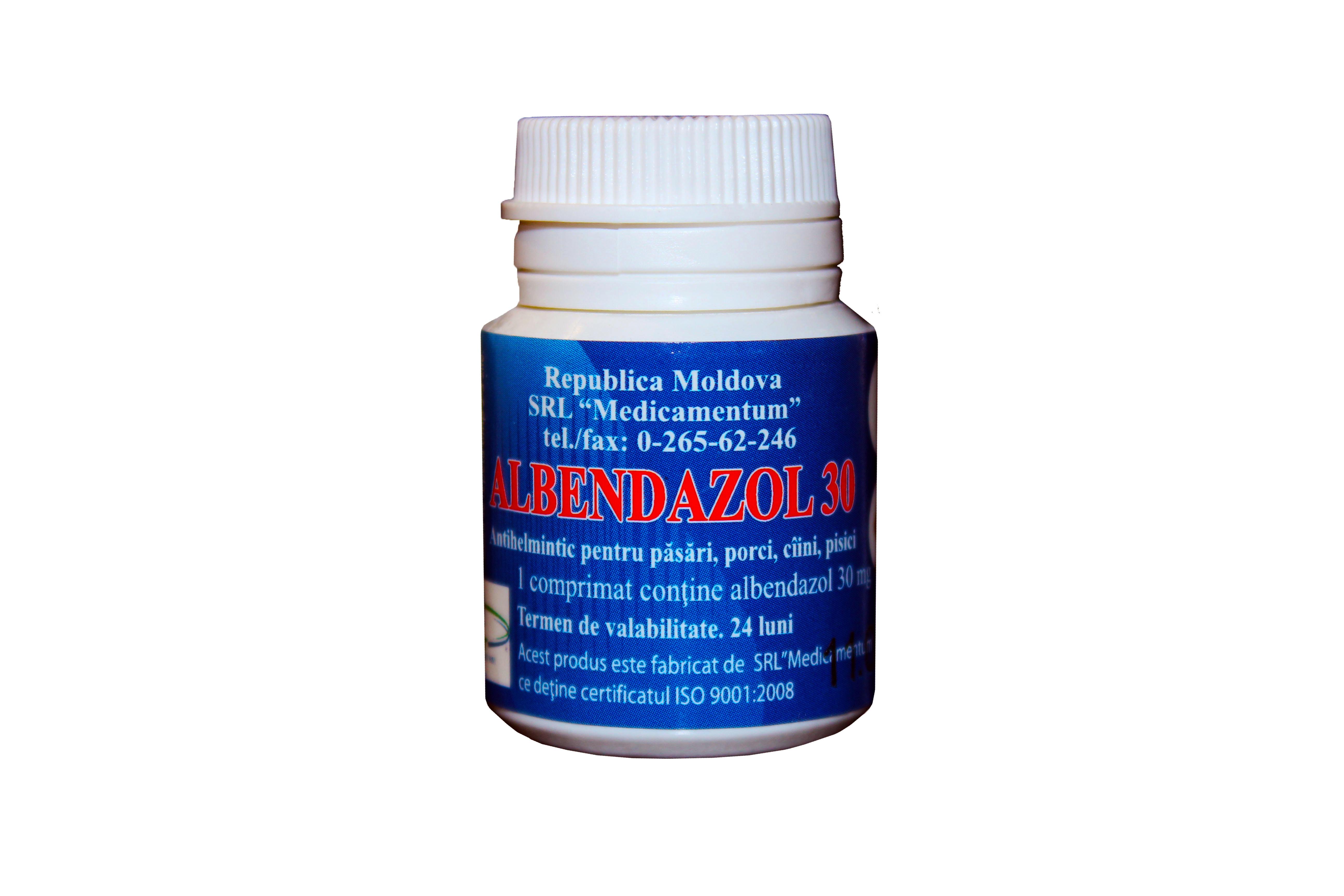medicamente antihelmintice utilizate pentru nematodoze