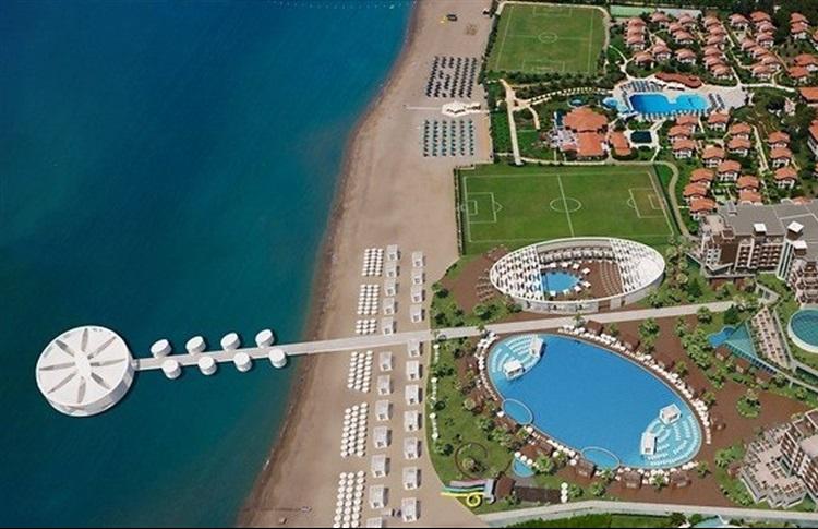 Vacanta de vis in Belek, Antalya