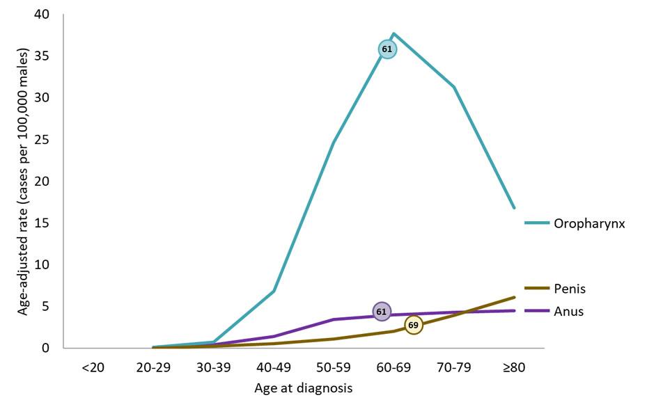 Hpv cancer prevalence