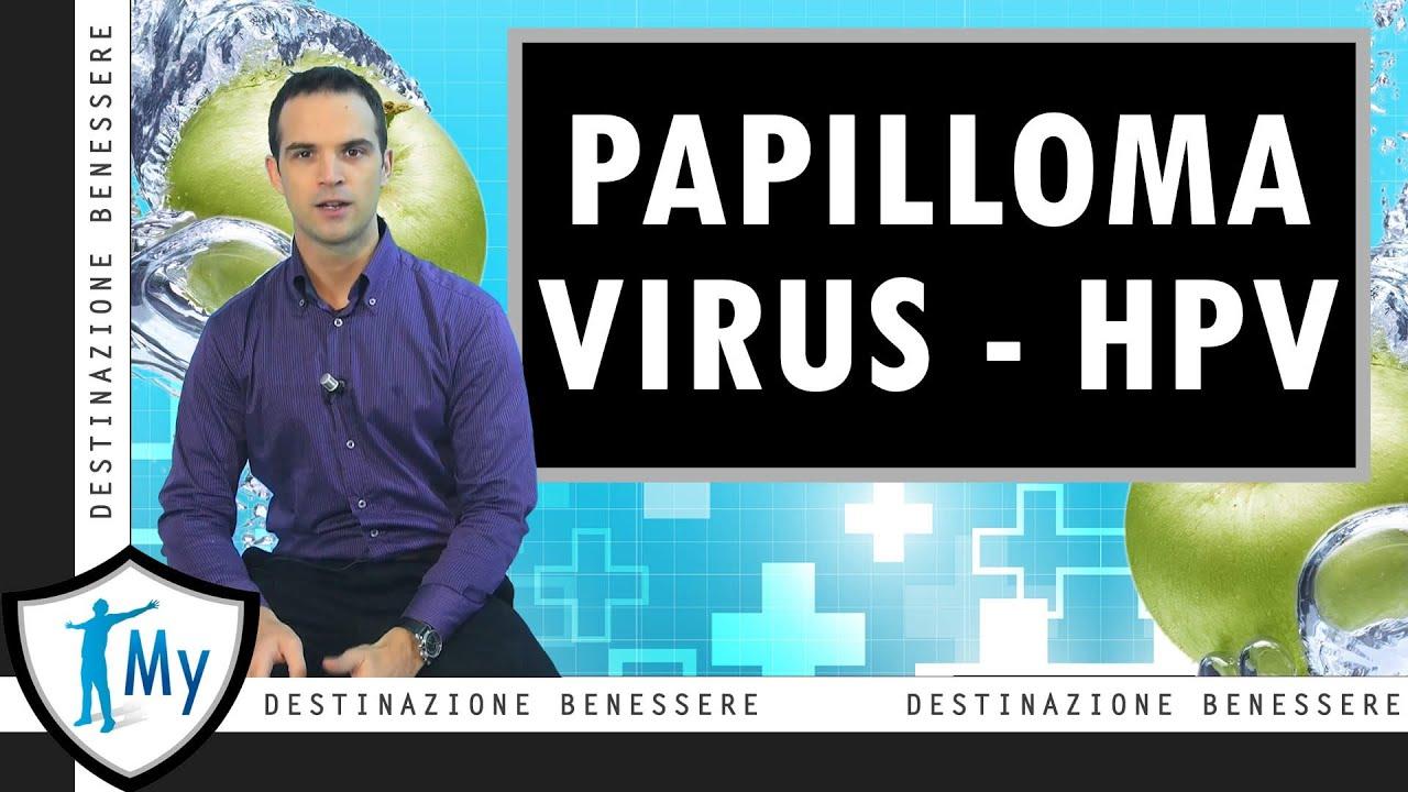 papilloma virus danni uomo