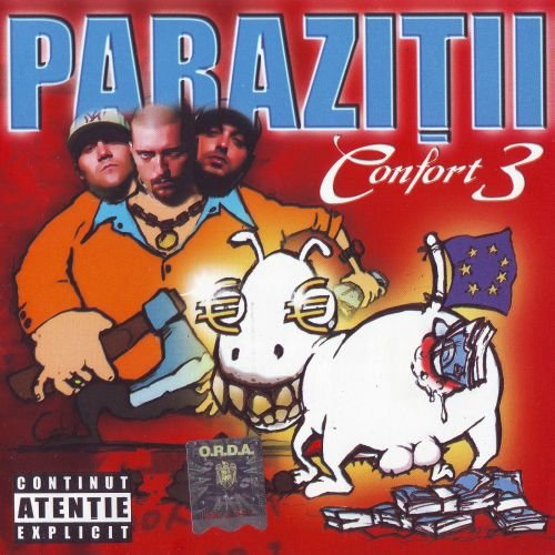 parazi ii confort 3