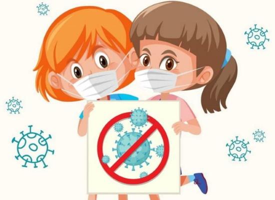 Virusi u vrticima. Neoangin. Junior 2019-12-13